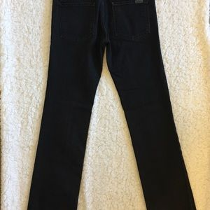 7 For All Mankind Jeans - 7FAM Dylan High Waist Slim Jeans 28